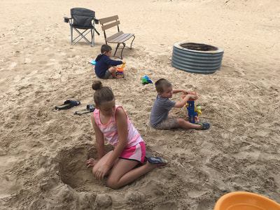 Our Favorite Kid Friendly Campgrounds in Michigan State Parks