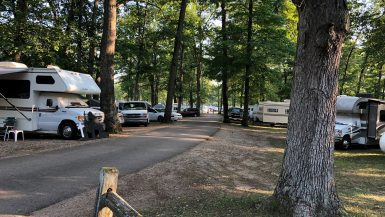 Yankee Springs Campground
